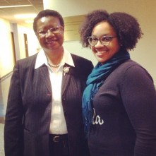 AND, President-Elect, Dr. Evelyn Crayton, PhD, RD, LD